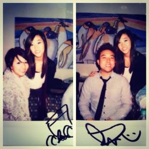 David Choi and Clara C