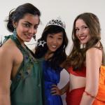 Peacock, Cinderella, Pheonix! Radnor Halloween!