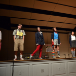 """Spelling Bee"" play at Haverford!"