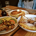 YUM! Day by Day brunch!