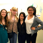 Tufts friend meeting BMC sisters!