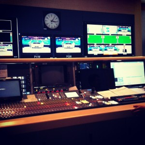 Editing Room at ArirangTV