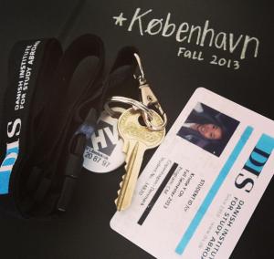 keys, ID, planner