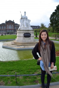 Queen Victoria and Kensington Palace, hello!