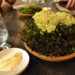 reindeer moss with danish butter